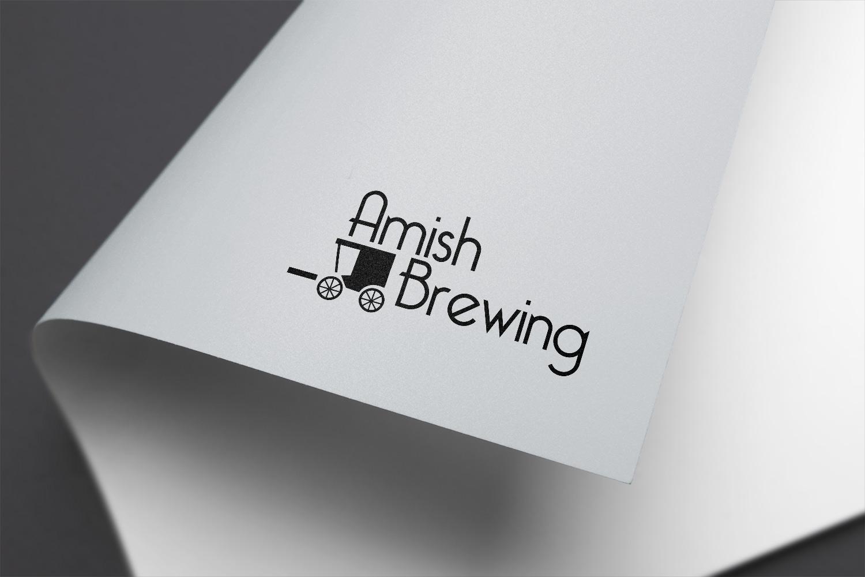 Logo Amish Brewing
