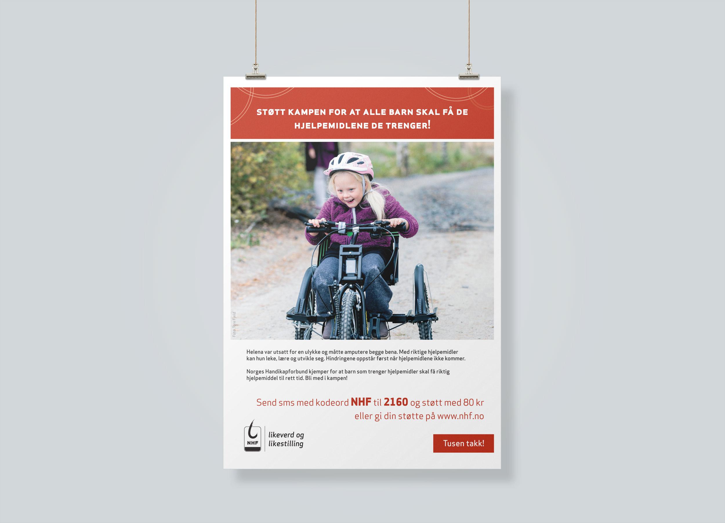 Poster for NHF
