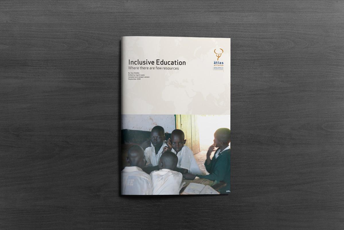 Print - cover brochure