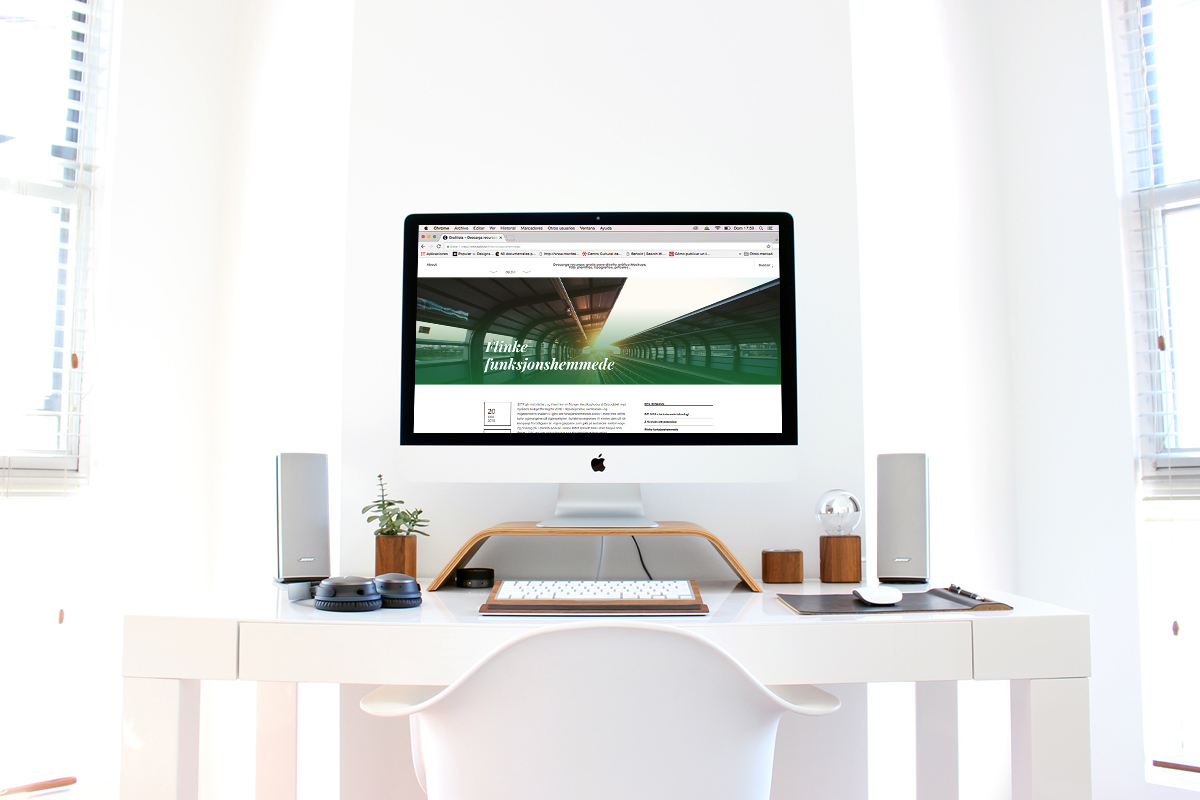 Web page - Oslo-F