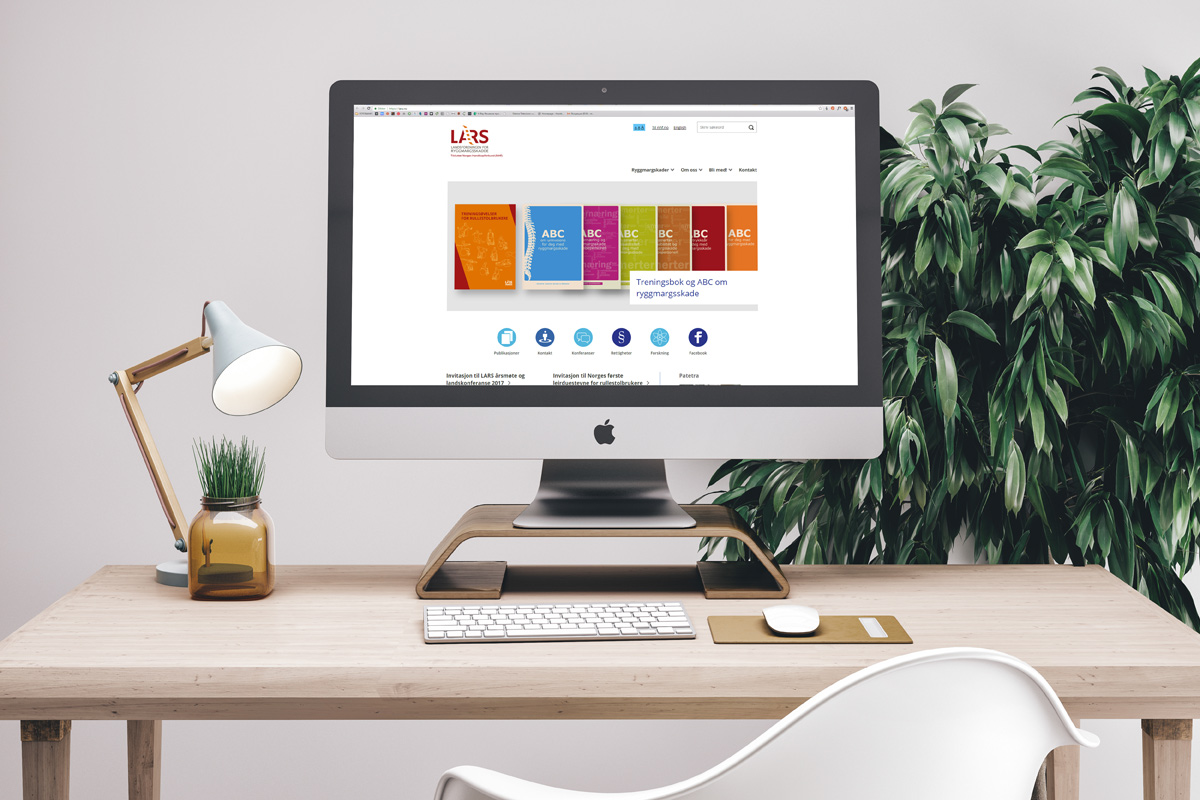Web page - LARS