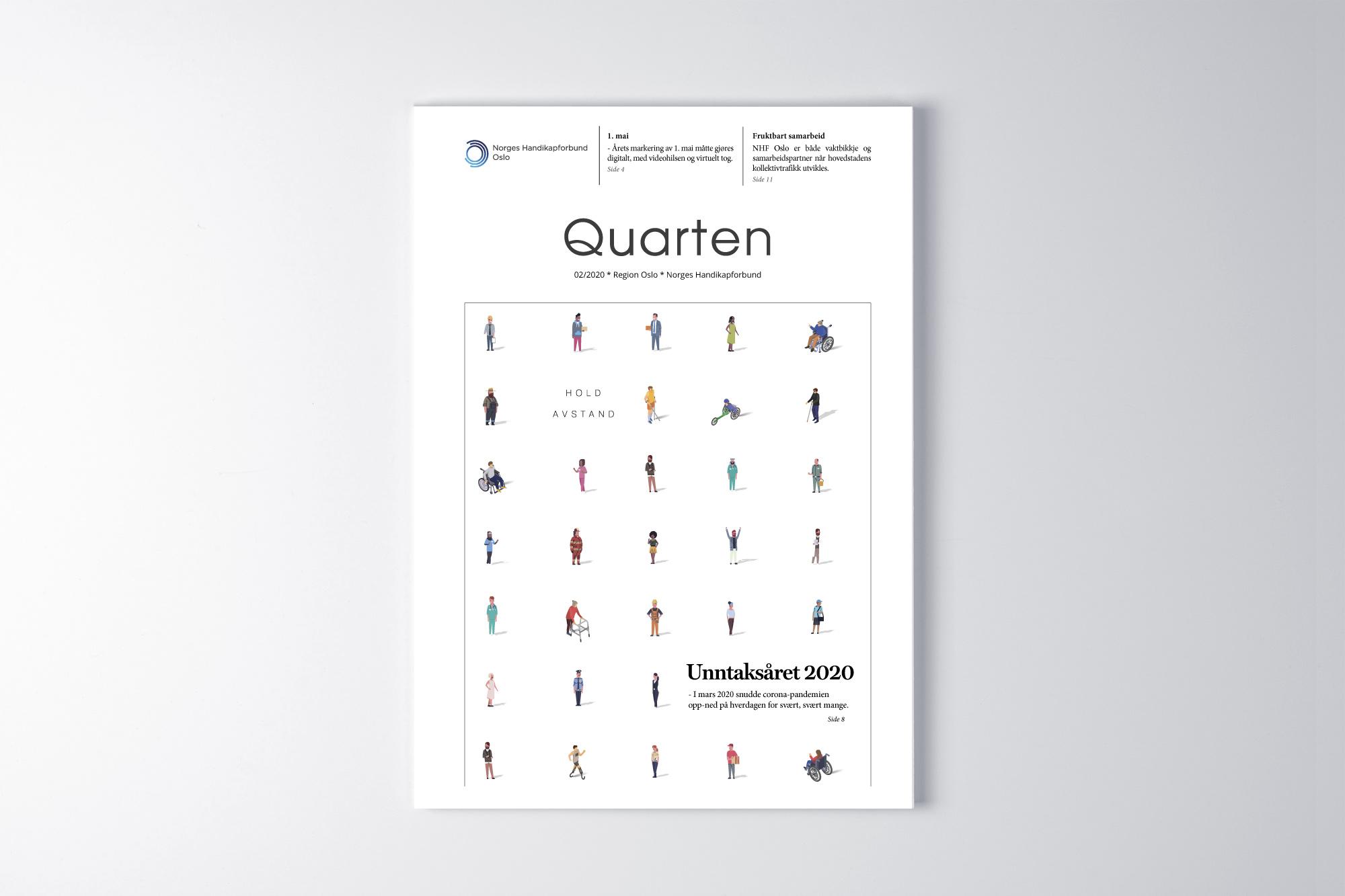 Quarten-forside